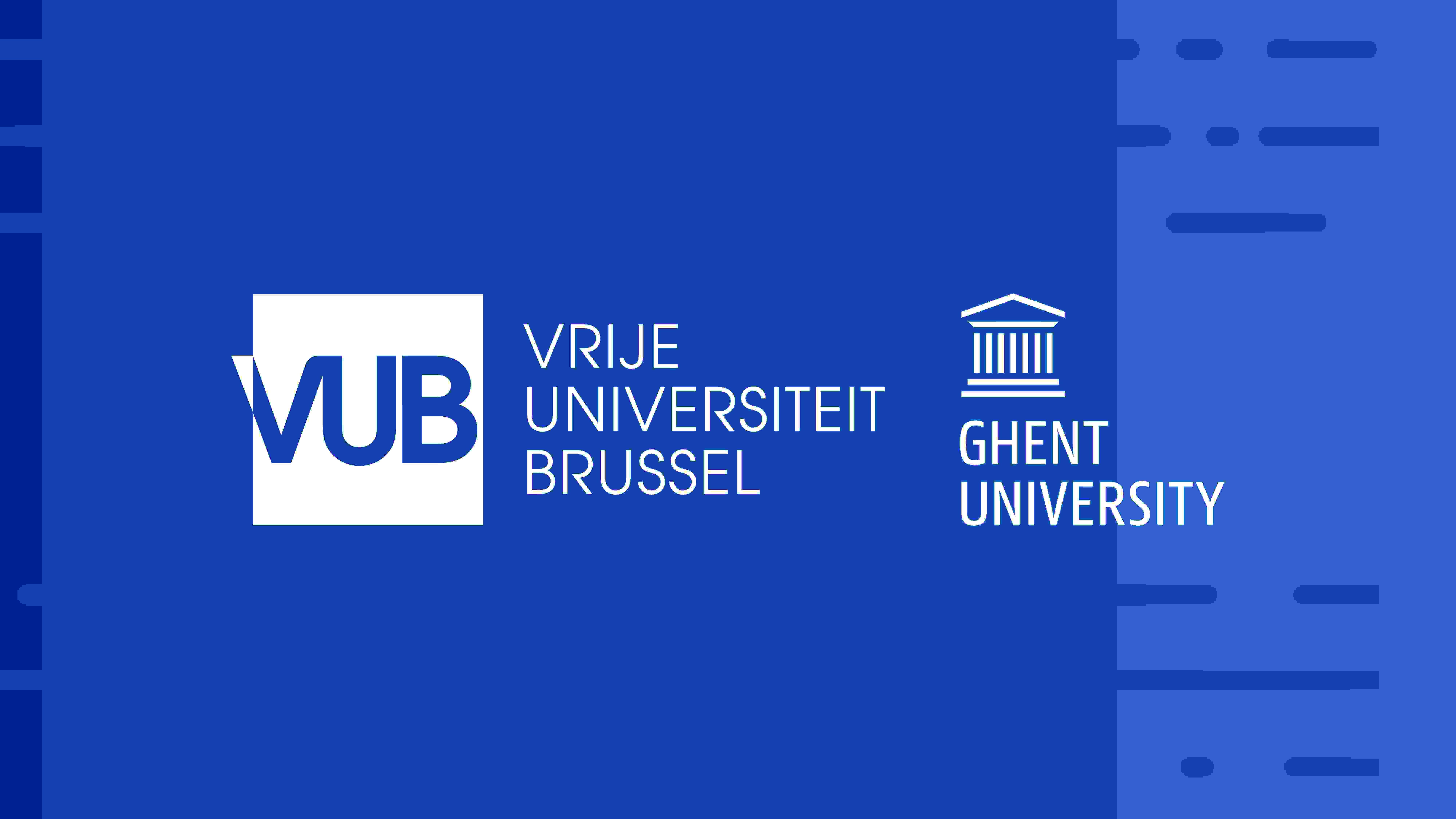 VUB U Gent Master Photonics Engineering logo 01