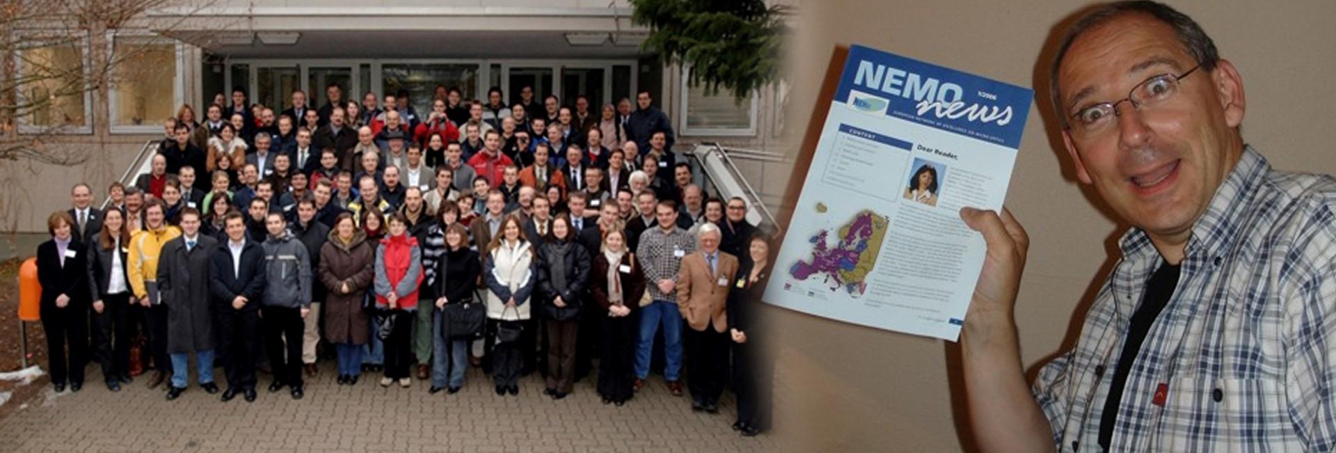 NEMO consortium newsletter Large